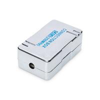 Digitus Module de connexion CAT 6 pour câble à paire torsadée Modulaire dispositif accessoire - Gris