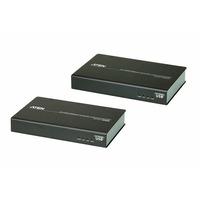 Aten 4K HDMI HDBaseT-verlenger met ExtremeUSB® (4K bij 100 m) (HDBaseT Class A) AV extenders - Zwart