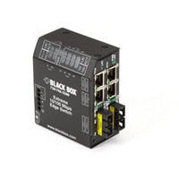 Black Box Edge Ethernet extrême Switch - Noir