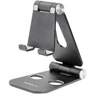StarTech.com Telefoonhouder / tablet houder universeel multi angle opvouwbaar zwart Houders