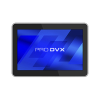 """ProDVX APPC-10SLB 10.1"""" 1280 x 800 Pixels Touchscreen 2 GHz Rockchip RK3288 Zwart All-in-One tablet PC All-in-one ....."""