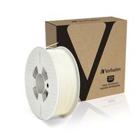 Verbatim Filament PP, 1.75 mm, 500 g, Naturel - Blanc