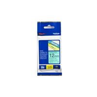 Brother TZE-731 Labelprinter tape - Groen