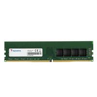 ADATA Premier DDR4 2666 Unbuffered-DIMM, 16 GB, 21.3GB/s RAM-geheugen - Groen