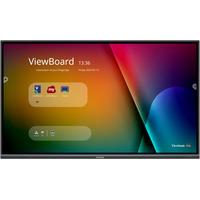 "Viewsonic ViewBoard 86"" 4K Interactieve whiteboard - Zwart"