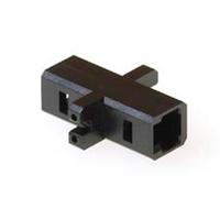 ACT Fiber optic adapter MTRJ Adaptateurs de fibres optiques - Noir