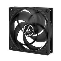 ARCTIC P12 PWM PST Cooling - Zwart, Transparant