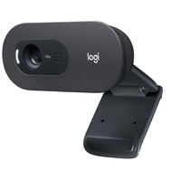Logitech C505 HD Webcam - Noir