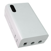 Projecta All-in-One Control Box, 200-240V AC, 50 Hz, 433.92 MHz, 10 mW, White Télécommande - Blanc