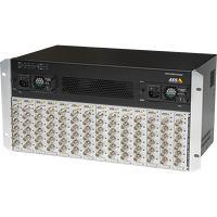 Axis Q7436/Q7920 Kit, 5U, EU Netwerkchassis - Aluminium, Zwart