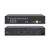 Kramer Electronics 11x4:2 Presentation Boardroom Router / Scaler System - Zwart