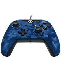 PDP 048-082-EU-CM02 Game controller - Blauw, Camouflage