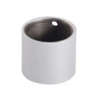 Chief CMA270W, Threaded Pipe Coupler - Wit