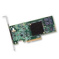 Broadcom SAS 9300-8i Adaptateur Interface - Vert,Gris