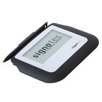 "Signotec 10.16 cm (4"") LED 320x160, 1040DPI, 500Hz, 4D Samples, SHA-1/SHA-256/SHA-512, Black - Zwart"