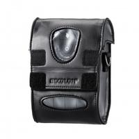 Bixolon Protective Leather Case, f/SPP-R200II, SPP- R200III Apparatuurtas - Zwart