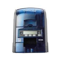 DataCard SD260 Imprimante de carte - Noir, Bleu