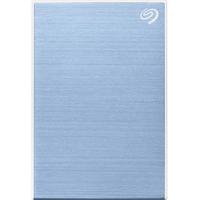 Seagate One Touch 500GB, USB 3.1 Type-C, Blue - Bleu