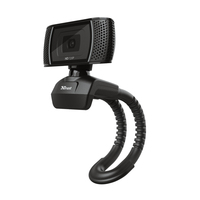 Trust Trino HD Video Webcam - Noir