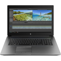 HP ZBook 17 G6 Portable - Argent