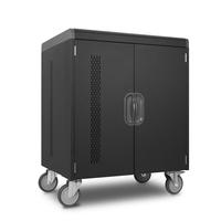 Kensington AC32 32-Bay Security Charging Cabinet - Zwart