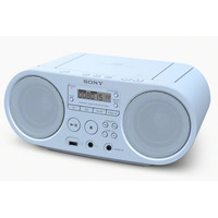 Sony ZS-PS50 CD-radio - Blauwgroen