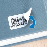HERMA Etiketten wit Movables/verwijd. 38.1x21.2 A4 1625 st Etiket