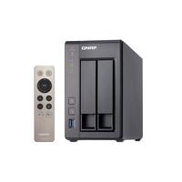 QNAP TS-251+ NAS - Grijs