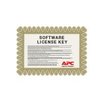 APC StruxureWare Data Center Capacity 10 Rack License Software licentie