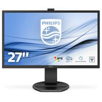 Monitoren met ingebouwde webcam