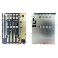 Samsung Card Connector Pièces de rechange de téléphones mobiles