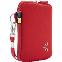 Case Logic , Universeel Neopreen Pocket Screen Protectie Compact (Rood) Cameratas en rugzak
