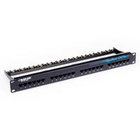 Black Box Tableau de raccordement CAT5e avec 24-48 ports non blindés, série GigaBase® Panneau de brassage - .....