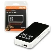 Axago CRE-X1 Lecteur de carte mémoire