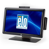 Elo Touch Solution 2201L Touchscreen monitor - Zwart