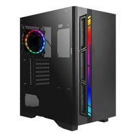 Antec NX400 Boîtier d'ordinateur - Noir