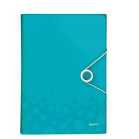 Leitz WOW Fichier - Turquoise