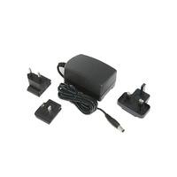 Black Box Power Supply with EU/UK/US adaptor Netvoeding & inverter - Zwart