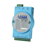 Advantech 15-ch Isolated Digital I/O Modbus TCP Module Digitale & analoge I/O module - Blauw