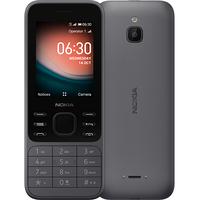 Nokia 6300 4G GSM - Charbon de bois