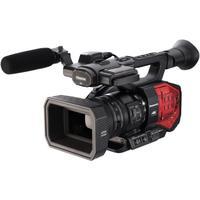 Panasonic AG-DVX200 Digitale videocamera - Zwart, Rood