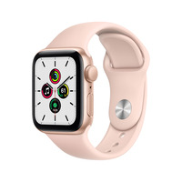 Apple Watch SE 40mm Goud Smartwatch