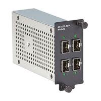 Black Box 4x 100-/1000-Mbps SFP, MRP, MSTP Module de commutateur de réseau