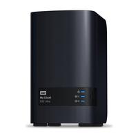 Western Digital My Cloud EX2 Ultra Serveur de stockage de données - Noir