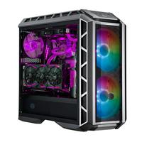 Cooler Master MasterCase H500P Mesh ARGB Boîtier d'ordinateur - Gris