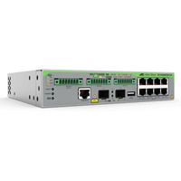 Allied Telesis AT-GS980EM/10H Switch - Gris