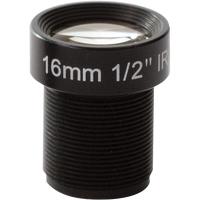 Axis M12, 16 mm, 5 pcs. Lentille de caméra - Noir