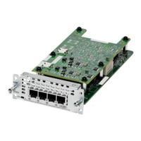Cisco 4-Port BRI Network Interface Module, Spare Module de réseau voix