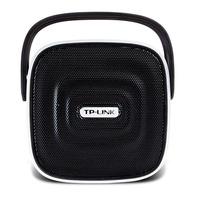 TP-LINK Groovi Ripple Draagbare luidsprekers - Zwart, Zilver