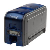 DataCard SD160 Imprimante de carte - Noir, Bleu